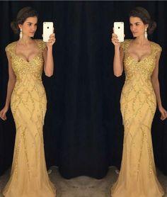 293b84370 VESTIDO DOURADO K QTXCPD5GW - Livia Fashion Store - Moda feminina direto da  fábrica. Vendemos