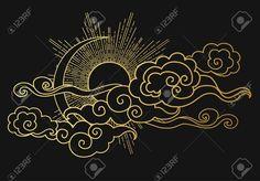 Tatoo Art, Body Art Tattoos, Poster Design, Graphic Design, Arte Grunge, Dibujos Tattoo, Art Asiatique, China Art, Art Graphique