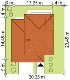 Sapfir 5 / Сапфир 5 | TMV - Дома для Всех, Проекты домов и проекты коттеджей - купить и заказать проект Киев Украина Duplex Design, Modern House Design, Mediterranean Style Homes, Roof Design, Facade House, Planer, Home Projects, Architecture Design, Photos