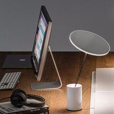 #Sisifo Table Lamp by #ScottWilson for #Artemide - #SmallLightBigEffect #lighting #design