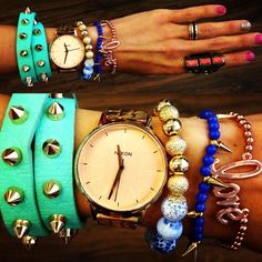 Get 20% OFF a Nixon watch and start your arm party!! Claim is available at Sophie & Trey's Facebook page!!