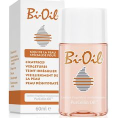 Vergetures grossesse : l'huile de soin préventive bi-oil