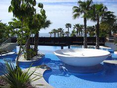 Estepona Apartment Rentals in Spain | Luxury 3 bedroom beach apartment on Mar Azul resort, South Coast of Spain #spain #swimmingpool