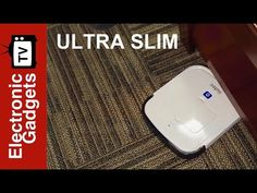 Iiutec R-Cruiser Robotic Vacuum Cleaner Unboxing Review - YouTube