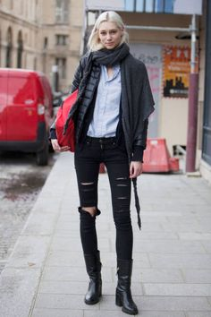 Street Style: Paris Fashion Week Fall 2014