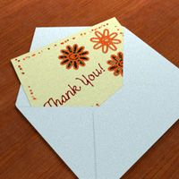 How to Create Thank You Cards with Microsoft Word 2010 #MSWord #MSOffice #templates