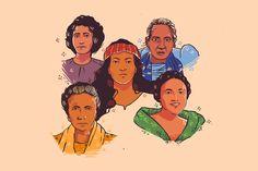 5 Filipino heroines who changed Philippine history Traditional Filipino Tattoo, Filipino Art, Filipino Culture, Filipino Tattoos, Philippine Art, Philippine Women, Tribal Tattoos For Women, Cultural Studies, Hawaiian Tattoo