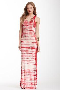 Printed Maxi Dress on HauteLook