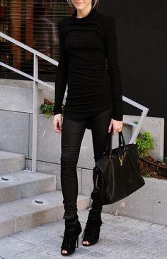 All Black!! Gorgeous!!