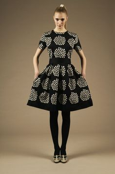 marimekko dress, designed by mika piirainen. oh. my. gosh. I may hyperventilate.