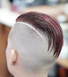 Side Hairstyles, Straight Hairstyles, Haircuts, Short Hair Cuts, Short Hair Styles, Candid Girls, Undercut Pompadour, Bald Fade, Bowl Cut