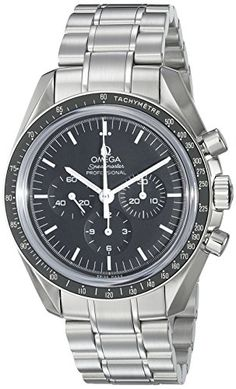 cool Omega Men's 31130423001005 Speedmaster Analog Display Mechanical Hand Wind Silver Watch Check more at https://www.pvd-coatings.co.uk/product/omega-mens-31130423001005-speedmaster-analog-display-mechanical-hand-wind-silver-watch/