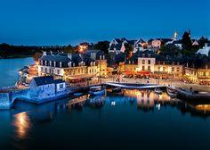 Le port de Saint Goustan - Morbihan - VirusPhoto, apprendre la photo ensemble