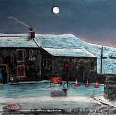 "Peter Brook - ""Stop Here on Red"""