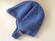 Baby boy Vintage style helmet hat.Retro style by emilyandevelyn, £15.00