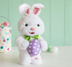 Abigail and the easter basket interactive story buddy book hallmark easter 2016 hallmark has a cute new plush bunny toy out for easter 2016 negle Image collections
