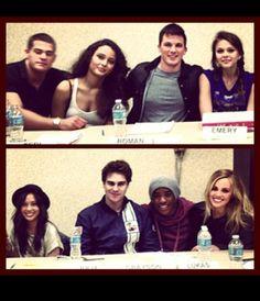 Star Crossed Cast