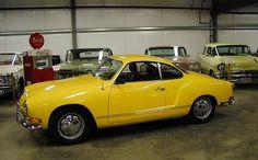 Volkswagen Karmann Ghia yellow - 1971 - Picture 00D99051215298A