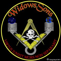 masonic bikers | the widows sons masonic motorcycle riders association southern ...