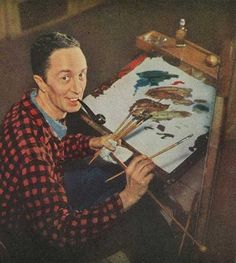 "Norman Rockwell ""the Artist"" – February 13, 1943"