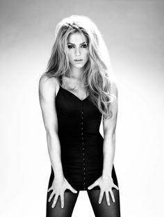 If I could dance like ANYONE...it would be Shakira...Shakira...