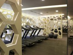 Luxurious SPA Center in Istanbul by HBA | Pursuitist