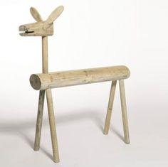 Für alle Gartenbesitzer haben wir ein nettes Spielgerät für Kinder gefunden. Eine ziemlich simple Idee, die gerade durch die Einfachheit besticht und sicher ein Hingucker im Garten ist und den Kindern Spaß machen wird.