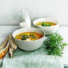 Garam Masala, Cheeseburger Chowder, Soup Recipes, Cantaloupe, Fruit, Food, Wordpress, Website, Eat