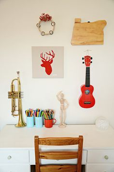Cheap, Fast and Easy: DIY Kid's Room Makeover