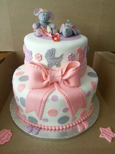 158 Best Baby Shower Cake For Twins Images Twins Pastries Cakes
