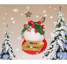 Idée Créative - Réaliser une boule de Noël en Darwi