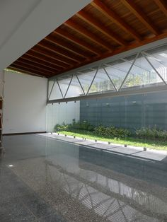 Quinta Manantial por el arquitecto venezolano Rafael Anselmi VS.