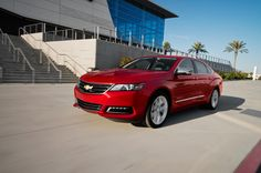 2014 Chevrolet Impala 2LZ First Test  - Motor Trend