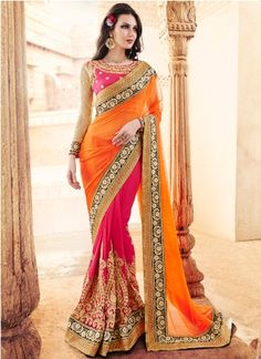 Top 30 Beautiful Party Wear Sarees With Images