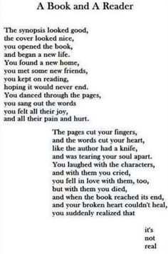 I Love Books, Good Books, Books To Read, Good Book Quotes, Funny Book Quotes, Famous Book Quotes, Bookworm Quotes, Book Funny, Funny Poems