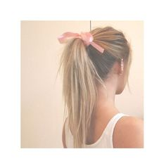 blonde hair Tumblr ❤ liked on Polyvore