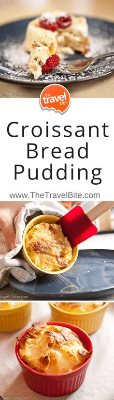 ... | Bread puddings, Bread pudding recipes and Chocolate bread pudding