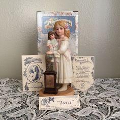 Jan Hagara Collectible Porcelain Figurine TARA Club Edition picclick.com