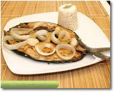 Adobong Bangus(milkfish)