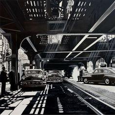Under the Railway by Alain Bertrand