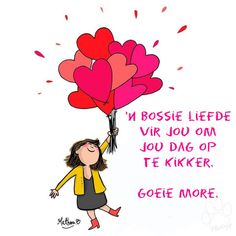 Crayon d'Humeur by Mathou Thank You ♥ Message Pour Dire Merci, Goeie More, Afrikaans Quotes, Image Fun, Positive Attitude, Cute Illustration, Wonderful Images, Happy Day, Thank You Cards