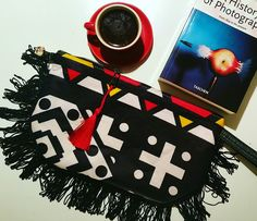 African mini purse @bohoafrican instagram