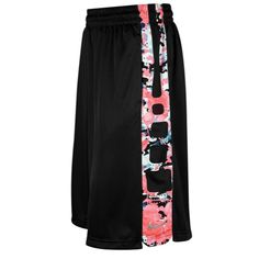 nike elite stripe shorts - use of pattern and color to make cuter