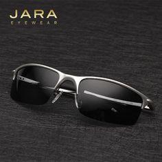 2990703344b JARA Brand 2017 Aluminum Magnesium Men s Sunglasses Polarized Coating  Mirror Sun Glasses oculos Male Eyewear Accessories