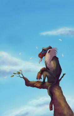 Breeze | by Atarial @ DeviantART.com // #disney; the lion king