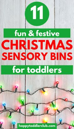 Christmas sensory bins are the perfect way to get your toddler in the Christmas spirit! These fun and easy Christmas sensory bins for toddlers and preschoolers and great for sensory play, fine motor skills, and just plain fun! Christmas Activities For Toddlers, Indoor Activities For Toddlers, Water Games For Kids, Summer Activities, Motor Activities, Family Activities, Toddler Sensory Bins, Sensory Play, Toddler Preschool