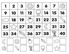Kindergarten Centers, Preschool Math, Classroom Activities, Math Centers, Printable Math Worksheets, Preschool Worksheets, Coding For Kids, Math For Kids, Math School