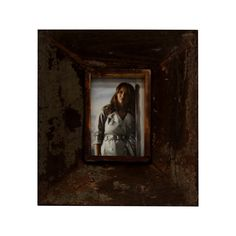 RUSTIC FRAMES | 30cm x 25cm Rustic Photo Frame in Dark Wood - Homeware - 5rooms.com