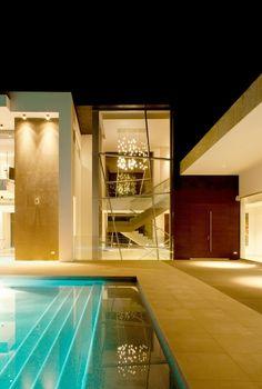Quinta Villa by Staffan Tollgard Design Group