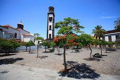 ... cercana al mar, cerca del puerto comercial de Santa Cruz de Tenerife